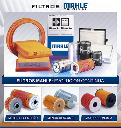 Filtros Mahle - Promoción